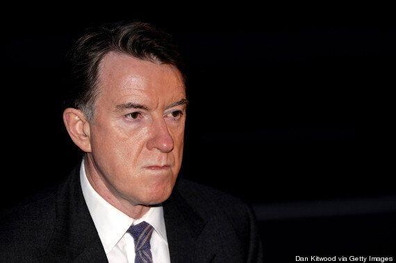 Lord Mandelson Backs Ed Miliband For Prime
