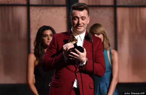 Grammys 2015: Sam Smith Tells Man He Fell In Unrequited Love With, 'Thank You For Breaking My