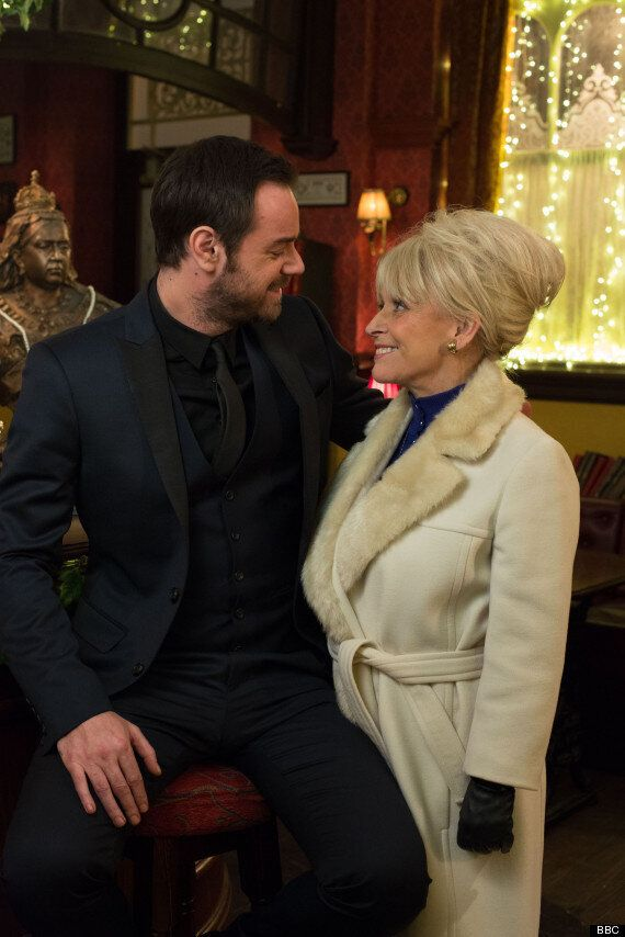 'EastEnders': Danny Dyer Admits To 'Nerves' Before Filming Scenes With Barbara Windsor's Character Peggy...
