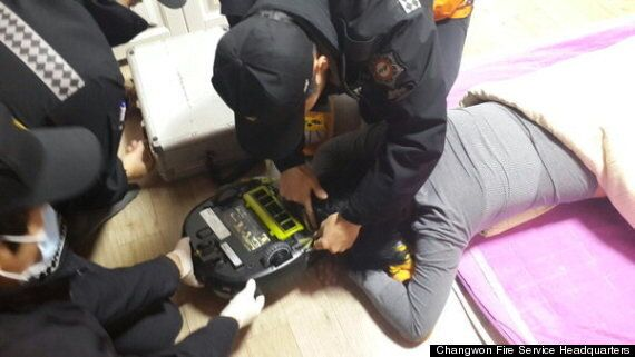 South Korean Woman's Hair 'Eaten' By Robot Vacuum