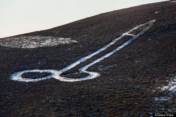 Snow Penis Phenomena Continues As Phallus Appears On Welsh