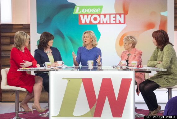 Katie Hopkins Is Confronted By Coleen Nolan And Janet Street Porter During Explosive 'Loose Women' Appearance