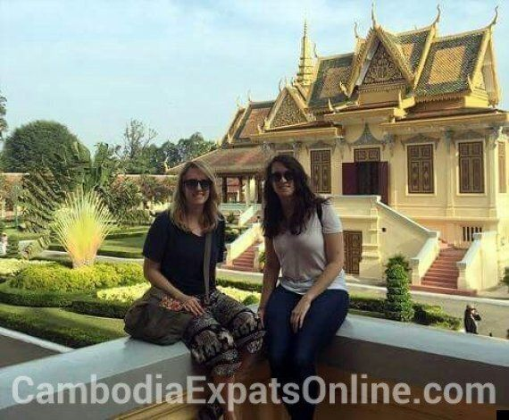 American Sisters Deported After Taking Nude Photos At Cambodian Sacred Temple Complex