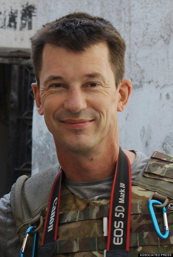 John Cantlie, Islamic State Hostage Journalist, Says New Video Is 'Last In