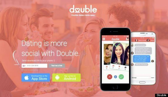 dating app double text