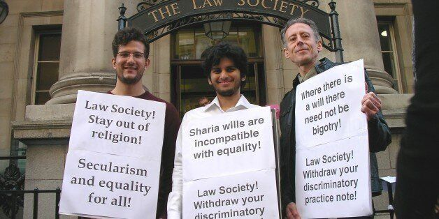 Sharia Law Versus Secular