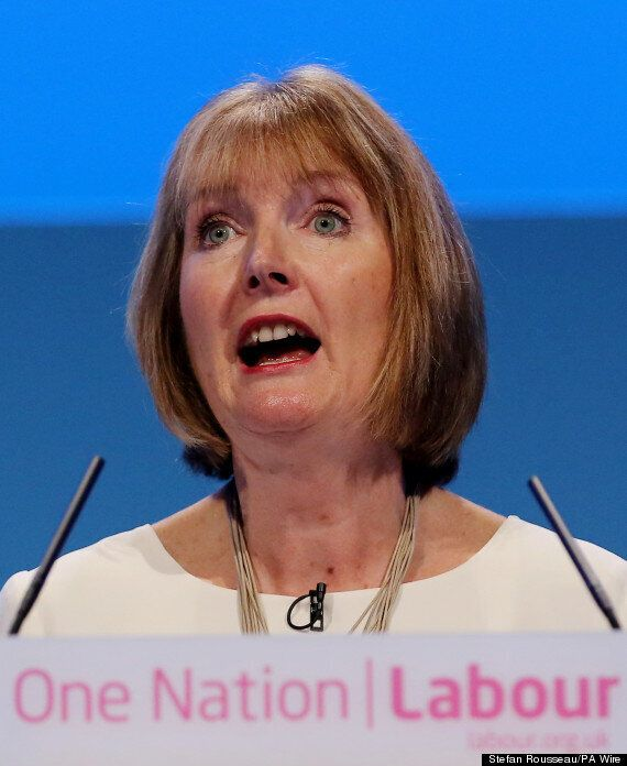 Harriet Harman's Pink Bus Stunt Has Backfired (But We ARE All Still Talking About