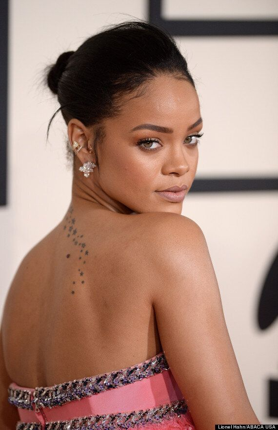Brits 2015: Rihanna To Debut New Song With Live Performance At This Year's Awards