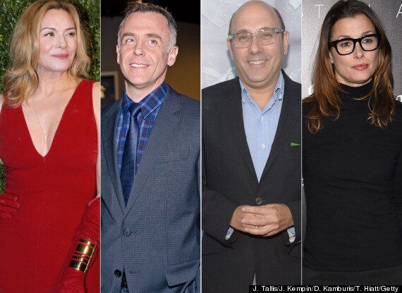 'Sex And The City' Stars Sarah Jessica Parker, Kim Cattrall And Mario Cantone - Where Are They Now?