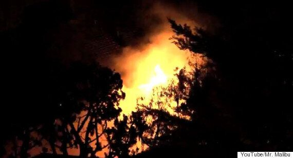 Pierce Brosnan's Home Damaged In Fire, 50 Firefighters Put Out Blaze At His Malibu Property