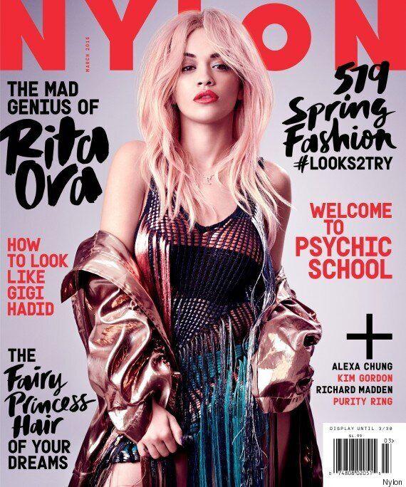 Rita Ora: 'Calvin Harris Split Made Me Snap Out Of 'Love