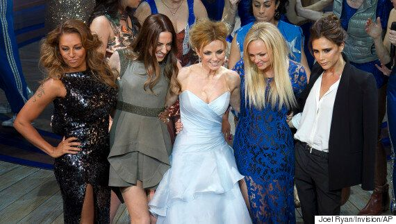 Spice Girls Set To Reunite For Geri Halliwell's Wedding To Christian