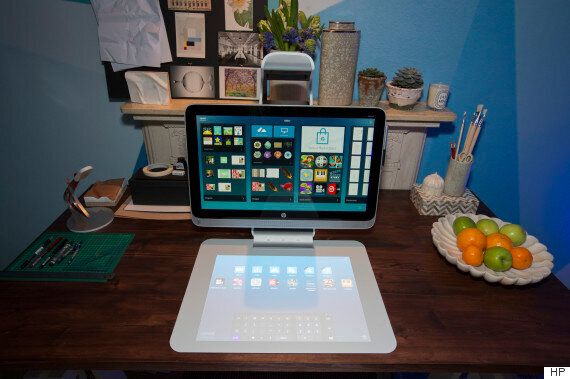 HP Sprout Hands-On Review: Your Next PC Might Be A Trans-Dimensional