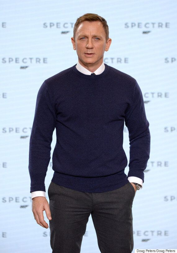 Daniel Craig's Knee Injury 'Causes Chaos For 'Spectre' Producers' Over Filming