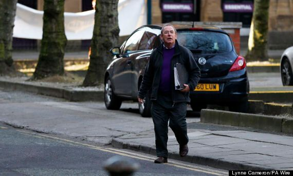 Fred Talbot, Ex-TV Weatherman, Found Guilty Of Indecently Assaulting Two Teenage