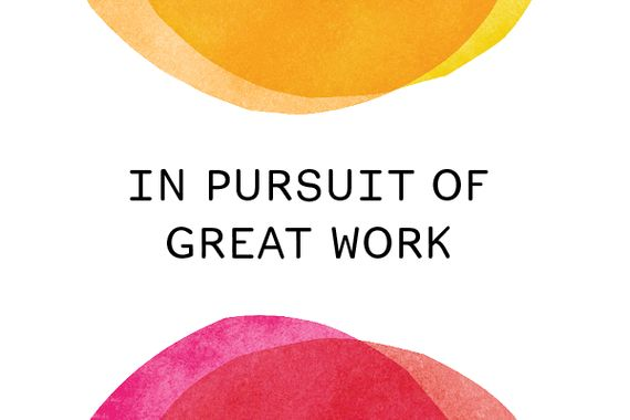 In Pursuit Of Great