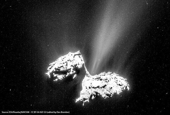 Rosetta, Beagle 2 and the Virtue of Science for Science's