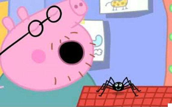 Peppa Pig 'Mr Skinnylegs' Episode Banned In Australia Over Spider