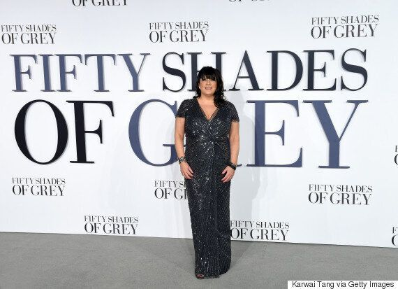 'Fifty Shades Of Grey' Author E.L. James Opens Up About On-Set Arguments With Director Sam