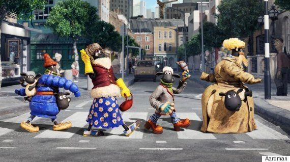 Shaun The Sheep The Movie: Behind The Scenes Where The Magic Happens At Aardman Studios In Bristol
