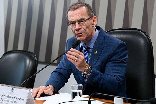 Primeiro senador assumidamente homossexual e católico, o ex-delegado afirma que o Legislativo...