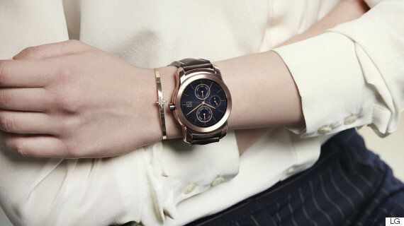 The LG Watch Urbane Is A Clear Rival For The Apple