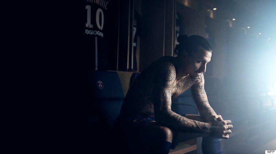 Zlatan Ibrahimović Has Fifty Names Tattooed On To His Body For World Food
