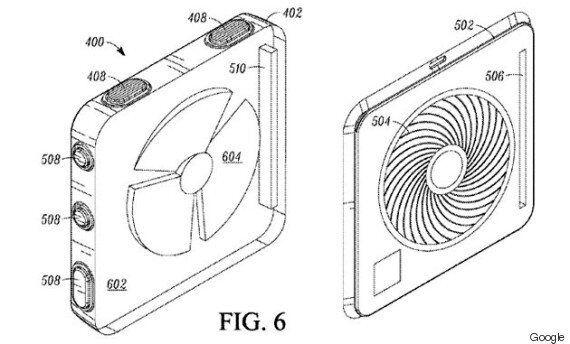 Google Patents 'De-Odourising' Anti-Stink