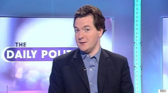George Osborne Once Gave Advice On How To Avoid Tax On BBC's Daily