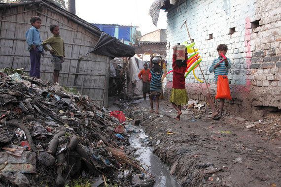 Solving the Sanitation Riddle of