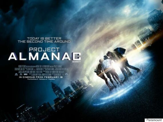 Win An iPad And Tech Goody Bag With 'Project Almanac' - In Cinemas from February 16th!