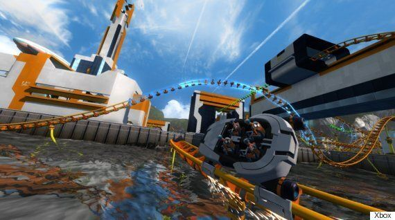 Xbox One Spring 2015 Preview: 'ScreamRide', 'Ori & The Blind Forest' And 'State Of Decay: Year One Survival
