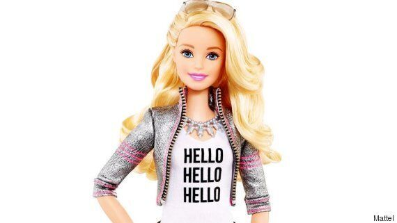 'Hello Barbie' Web Connected Doll Will 'Talk To Children' In Real