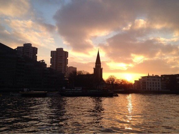 London's Riverfront: Not for You, Not for Me, But for