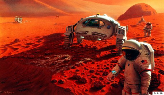 Mars One: How Realistic Is It? Here's What We Don't