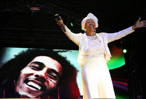 Marley and Me: Review of Redemption Live - Bob's 70th Birthday Concert, Kingston,