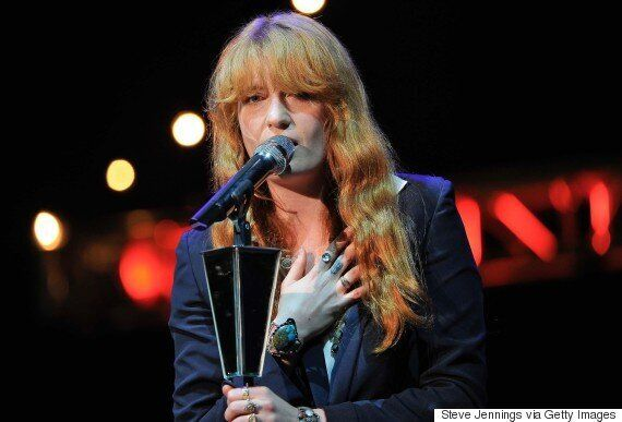 Glastonbury Line-Up 2015: Florence And The Machine To Perform At Worthy Farm