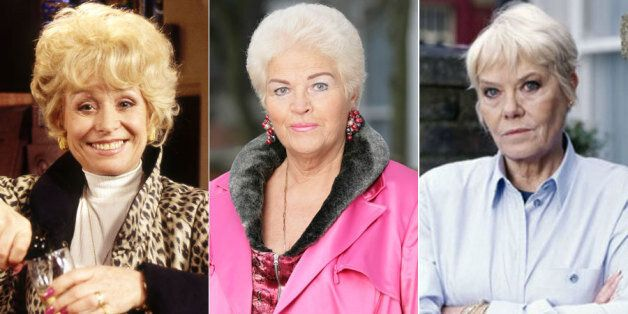 EastEnders': From Peggy Mitchell And Kat Slater To Pauline
