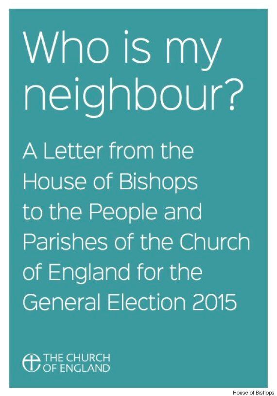 Church Of England Says Its General Election Guidance Isn't Left-Wing: 'Jesus Is Our Only
