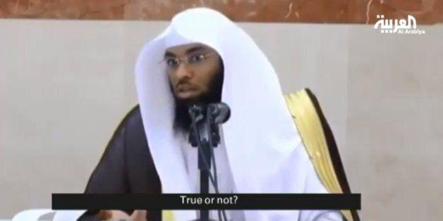 Saudi Cleric Reveals The Sun Rotates Around The