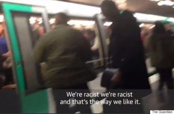 Chelsea Fans 'Prevent Black Man From Boarding Train In Paris' In Shocking