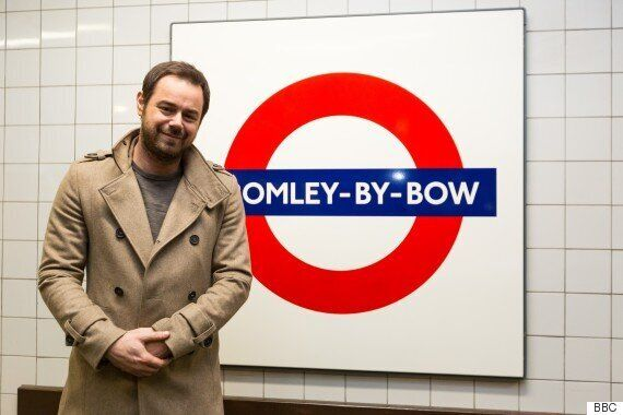 'EastEnders' Live Week: Danny Dyer Takes Over London Underground Station To Promote