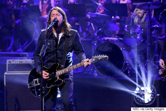Glastonbury 2015 Line-Up: Foo Fighters Confirmed For the Festival's Friday Night Headline
