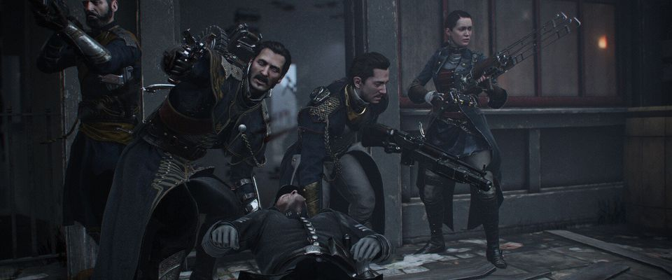 'The Order 1886' Review: The Best-Looking Console Game Ever. And