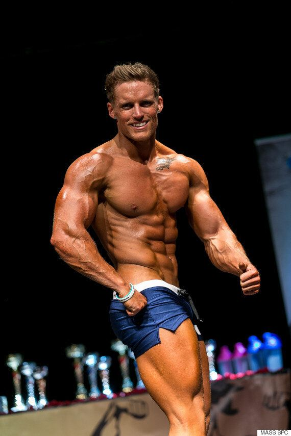 Meet The Student Bodybuilders Competing To Be Crowned The UK's Fittest At MASS