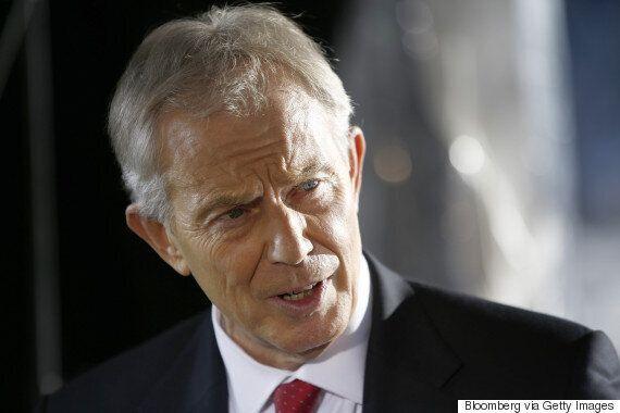 Tony Blair Is Advising Serbian Prime Minister Aleksandar Vucic, Who Once called Him An 'English Gay