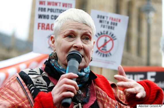 Vivienne Westwood To Tour Universities To Promote Green Party To