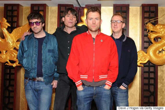 Blur Ready For Chart Battle After Announcing New Album 'The Magic Whip': 'Surely We'll Outsell Sam Smith...