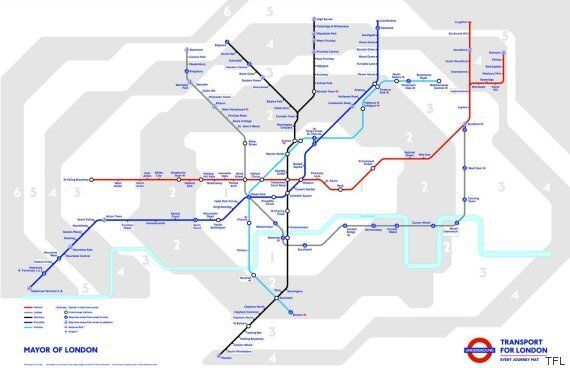 Night Tube Map To Grow Even Further With More Lines Added To Weekend