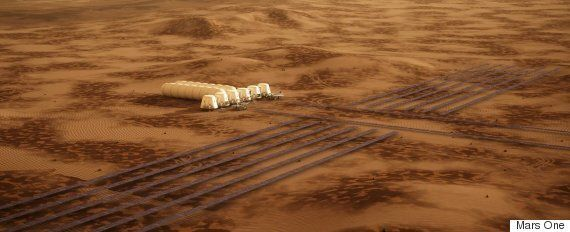 Mars One Faces 'Two Year Delay' As 2018 Mission Decision Deadline